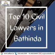 Top 10 Civil Lawyers in Bathinda