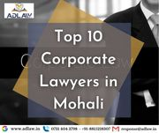 Top 10 Corporate Lawyers in Mohali