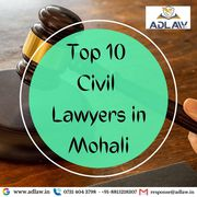 Top 10 Civil Lawyers in Mohali