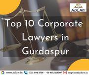 Top 10 Corporate Lawyers in Gurdaspur