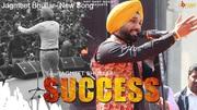 Success (Official Video) Jagmeet Bhullar New Song | Hot Shot Music