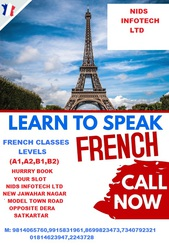 French Classes In Nids Infotech Ltd