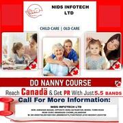 Nanny Course In Nids Infotech Ltd